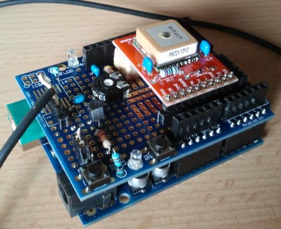 Arduino Nano Aprs